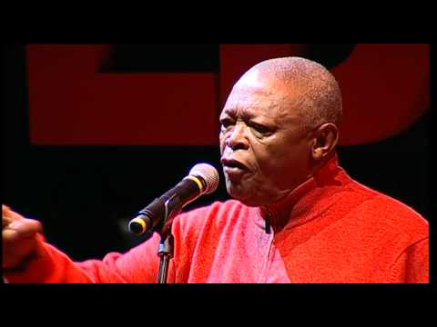 TEDxObserver - Hugh Masekela - The western influence on African youth plus music performance