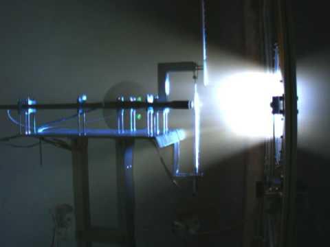 VASIMR VX-200 side view in-vacuum, HD