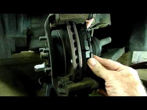 Toyota Corolla Front Brake Replacement