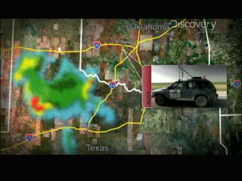 Storm Chasers - Data Pods