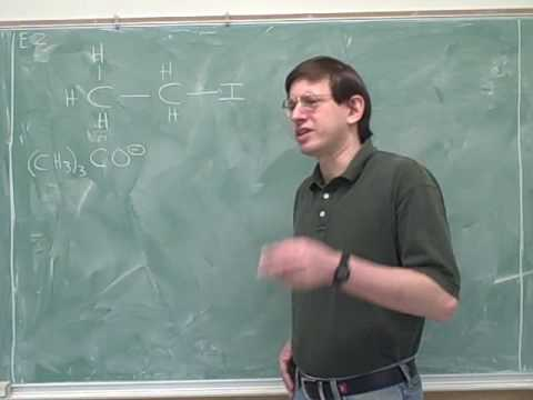 Organic chemistry: E2 reactions (1)