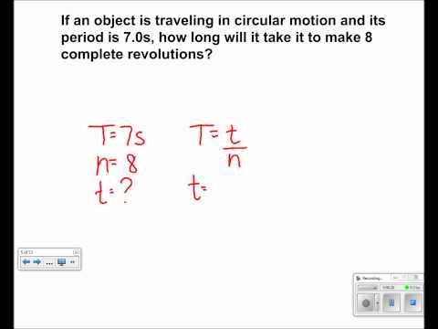 Simple Harmonic Motion Presentation #02