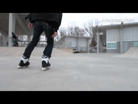 Rollerblading Basics: How to Turn on Rollerblades