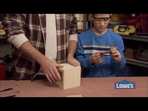 Woodworking Projects for Kids: How to Build a Box
