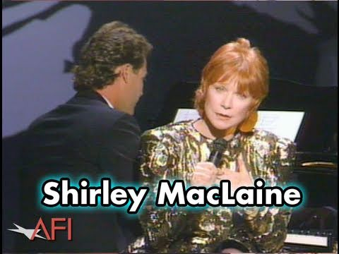 Shirley MacLaine Sings Gershwin For Jack Lemmon