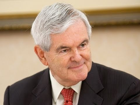 Newt Gingrich on 2012: I'm the 'Change' Candidate