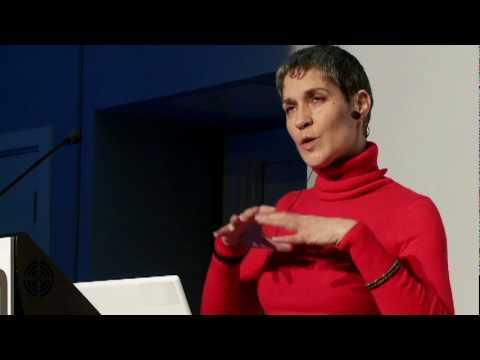 TEDxDublin - Margaret Wertheim - 03/12/10