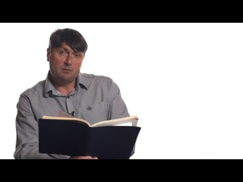 Poets Inspired by Titian: Simon Armitage (Metamorphosis: Titian 2012)