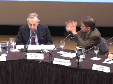 World Police Debate: Q & A, part 3 (10 of 14)