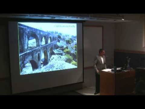 On Aqueducts - Dr. William E. Doolittle - Part 6 of 8