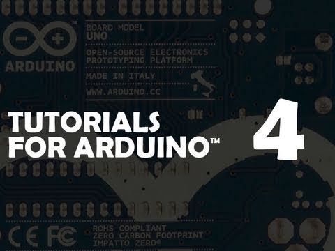 Tutorial 04 for Arduino: Analog Inputs
