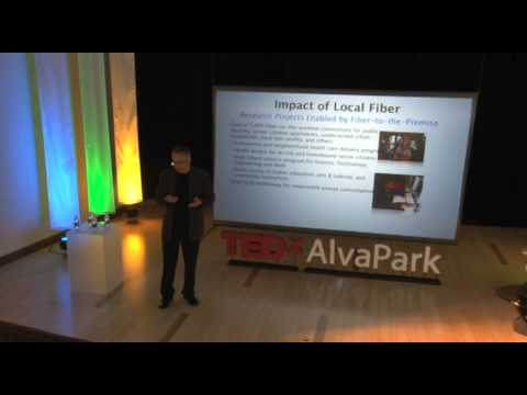 TEDx Alva Park LEV GONICK / Connected Communities