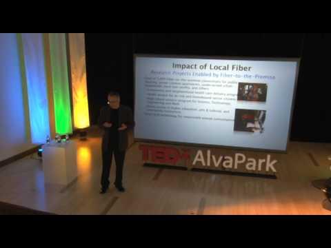 TEDx Alva Park LEV GONICK / Connected Communities