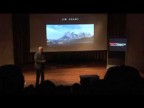 TEDxPatagonia   Jim Adams   The effect of design thinking at the social problems