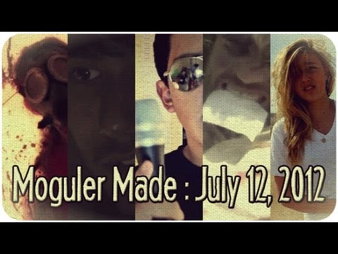 Using An iPhone For External Audio, Blonde Jokes, and More! : Moguler Made: July 12, 2012