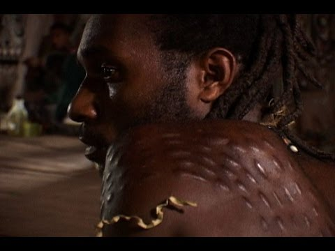 Rites of Manhood: Crocodile Scars