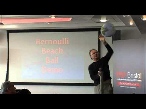 TEDxBRISTOL 2011 - SUSTAINABILITY SESSION - Professor Mervyn Miles FRS - NANOTECHNOLOGY