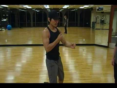 Wing Chun - Punching Action (basics)