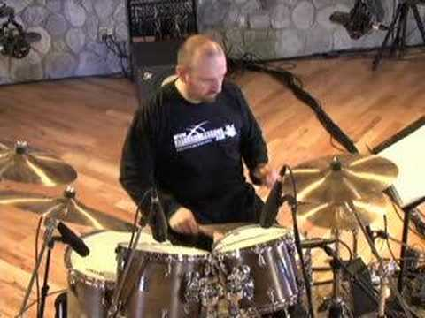 Triple Stroke Roll - Drum Lessons
