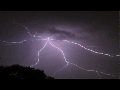 TIME LAPSE CLOUDS LIGHTNING STORM 1080 HD Tampa clouds timelapse Night
