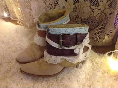 Video Response: Boho Boots