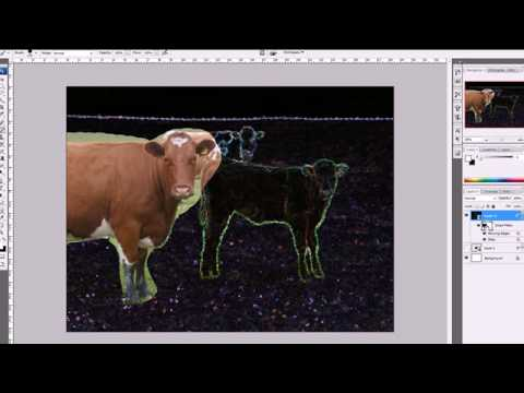 Photoshop Tutorial - 12 - Smart Filter Masks