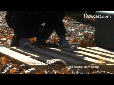 Quick Tips: How to Keep Firewood Dry
