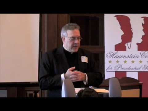 Rev. Robert Sirico on Leadership (2 of 8)