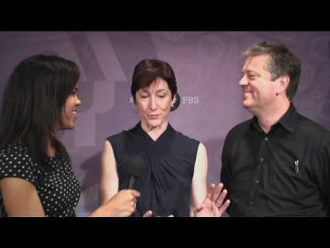 PBS at the TV Critics Press Tour | Bartlett/Henson interview