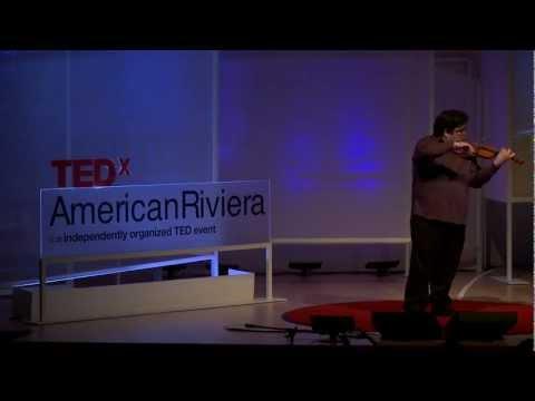 TEDxAmericanRiviera - Robert Gupta - Opening Musical Performance