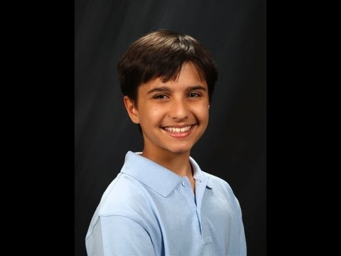 National Geographic Bee 2012 - IL Finalist