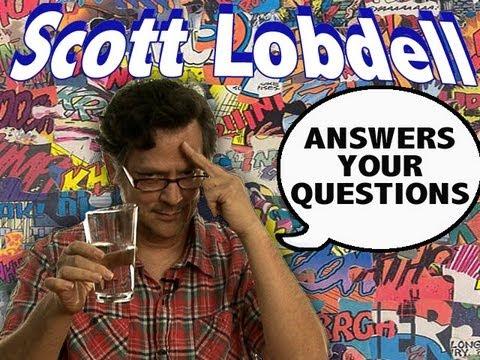 Scott Lobdell - How I Got Involved in Comic Books