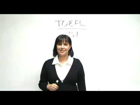 TOEFL Basics - Introduction to TOEFL iBT
