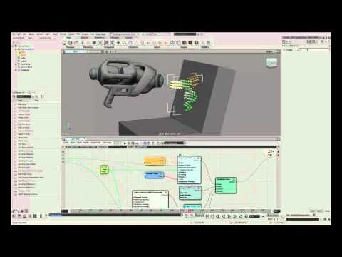 Softimage 2011 Subscription Release : Lagoa Sticky Blobs