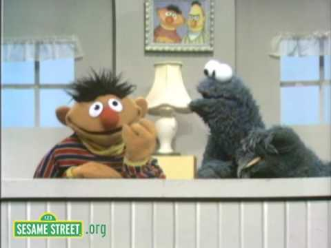Sesame Street: Happy / Sad Cookie