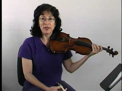 "Violin Lesson - Song Demo - The ""Jaws"" movie theme."