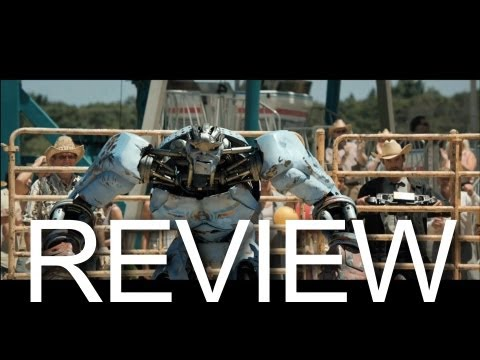 Real Steel Trailer Review