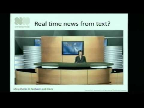 TEDxPoynterInstitute - Graham Sharp - The Web and Journalism: New Medium, Same Rules?