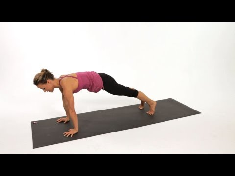 Plank Pose | How to Do Yoga