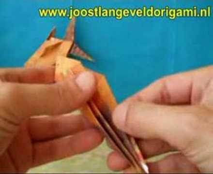 Origami Fish Folding