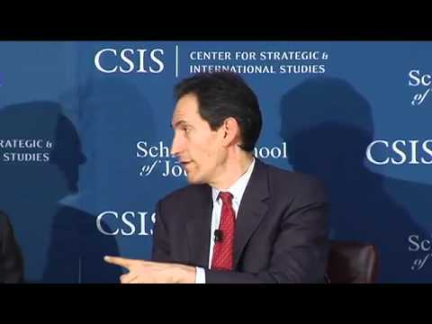 Schieffer Series: The Arab Spring Moves into Summer