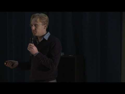 TEDxGeneva - Robin Davies - Plenty more fish in the sea? Solutions to a global food crisis.mov