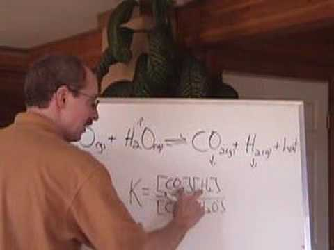 Senior Chemistry: Equilibrium 7