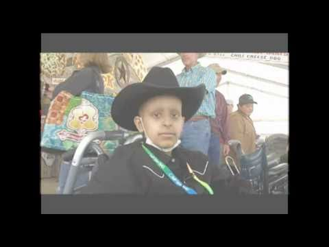Young Patients from MD Anderson Get Their Taste of the Houston Rodeo