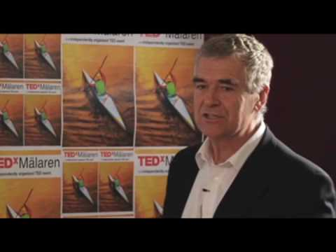 TEDxMälaren - Karl-Henrik Robèrt - A Unifying Framework for Sustainable Developement