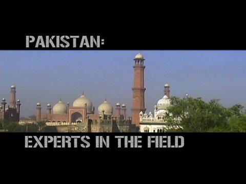 Pakistan: Experts in the Field
