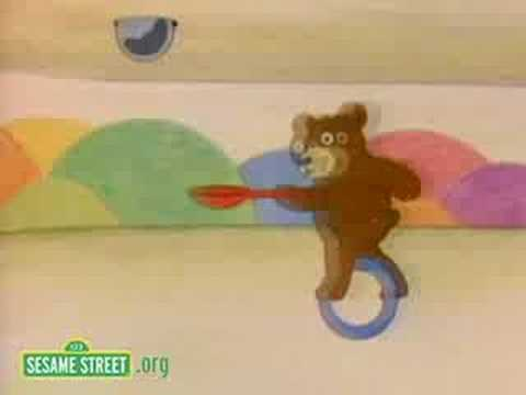 Sesame Street: 8 And Pinball Animation