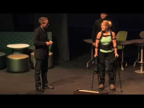 TEDxSanAntonio - Eythor Bender - eLEGS Merging Technology & the Human Body