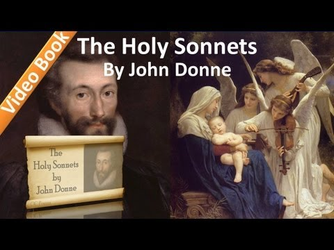 The Holy Sonnets Audiobook by John Donne
