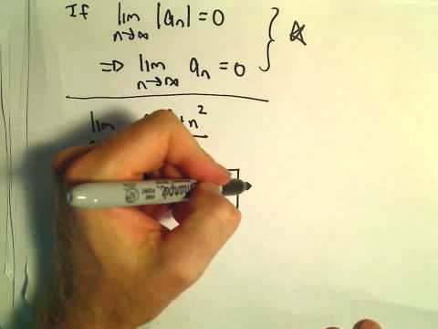 The Squeeze Theorem and Absolute Value Theorem, #2